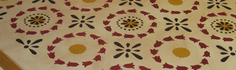 Lunenburg Floorcloth