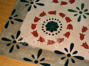 Lunenburg Floorcloth 4