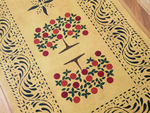Tree of Life Floorcloth