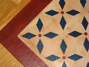 Colonial Floorcloth