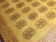 Cooperstown Floorcloth