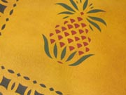 Pineapple Floorcloth