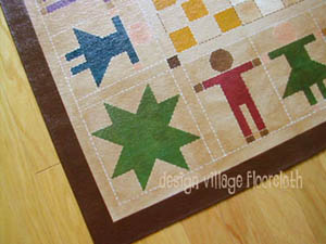 Hopscotch Nine Blocks Quilt